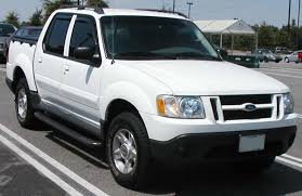 Ford Explorer White - 2005 ford explorer sport trac information and photos zombiedrive