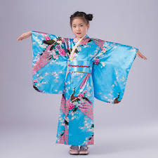 2017 new child novelty cosplay floaral dress japanese baby