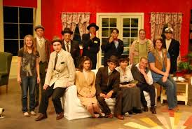 The Dinner Party Neil Simon Script - performance photos northland pioneer college arizona