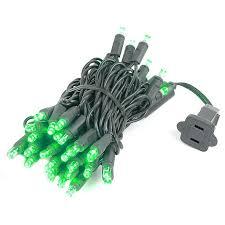 mini lights on black wire novelty lights inc
