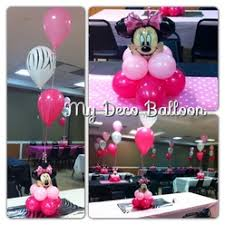 minnie mouse center pieces balloon decorations balloon decorations in new jersey balloon