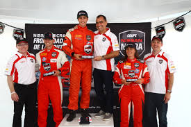 nissan canada president ceo 2017 championship title for olivier bedard in the nissan micra cup