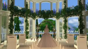wedding arches sims 4 building a church wedding chapel liking a lot it so far thesims