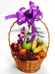 basket of fruit plovdiv florist fruit cheese gourmet gift baskets flowers