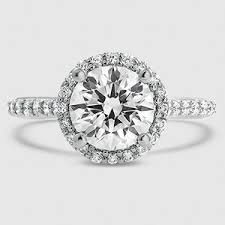 engagement rings diamond halo diamond engagement ring brilliant earth