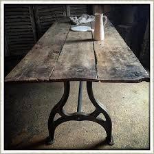 Zinc Top Bistro Table Best 25 Oak Table Top Ideas On Pinterest Painted Oak Table Oak