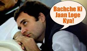 Gandhi Memes - rahul gandhi is back here are nine funny memes on rahulreturns