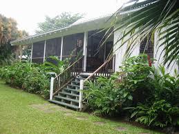 beautiful plumeria cottage anini beach plantation style home