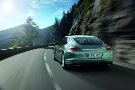 Porsche Panamera Diesel - new porsche panamera diesel returns 6 3lt 100km or 37 3mpg