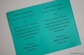 Diy Wedding Invitation Diy Wedding Invitations With Cricut