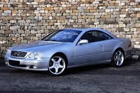 mercedes cl55 amg 2002 mercedes cl class cl55 amg for sale cars for