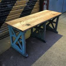 Industrial Work Table by 442 Best Workbenches Images On Pinterest Workbenches Workshop