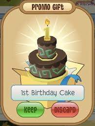 1st birthday cake 1st birthday cake animal jam wiki fandom powered by wikia