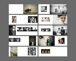 wedding photo album a really appealing mix of contrasts muted colour and greyscale