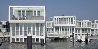 Floating Houses Beyond Luxury Yachts The New And Sophisticated Style Of Floating