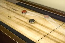 9 Foot Shuffleboard Table by Classic 9 Ft Shuffleboard Table By Legacy Billiards