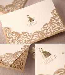 fancy wedding invitations top 10 laser wedding invitations