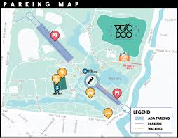 Map Of City Park New Orleans by Information U2013 Voodoo Music Arts Experience