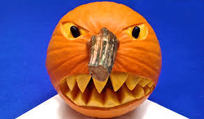 how to carve an angry pumpkin halloween ideas food art carving