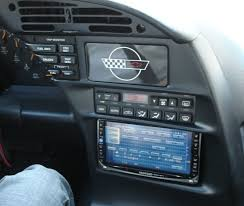 corvette c4 forum lcd car stereo screens in a c4 corvetteforum chevrolet