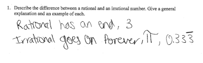 sum of rational and irrational numbers students are asked to
