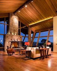mountain home interiors luxury residential interior photography great room durango
