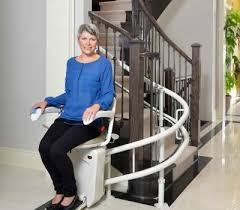 stairlifts providing safe stairway transitions across the