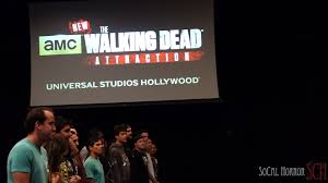 universal orlando halloween horror nights auditions auditions held for universal u0027s upcoming walking dead attraction