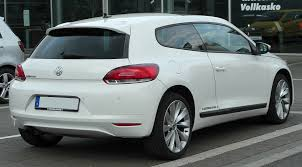 volkswagen brunei file vw scirocco iii rear 20100722 jpg wikimedia commons