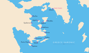 Easyjet Route Map by Tailored Yacht Charters Sailing Greek Islands Greece Holidays