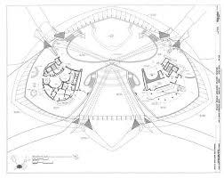Kennedy Warren Floor Plans Groun Floor Plan Twa Terminal At John F Kennedy Airport Then