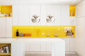 kitchen yellow accent kitchens kitchen paint colors with white
