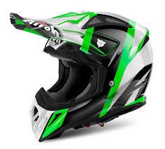 ufo motocross gear 2018 helmet offroad u0027aviator 2 2 u0027 revolve green gloss aviator