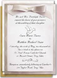 christian wedding invitation wording christian wedding invitation grey elegance rectangle potrait black