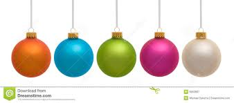 colorful ornaments on white stock image image 6953807