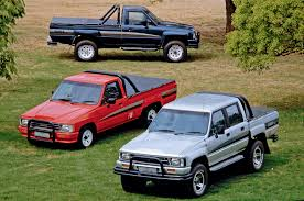 toyota old models 45 reasons to buy a toyota hilux