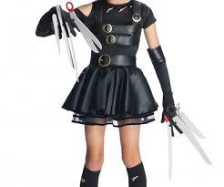 supreme tween miss scissorhands costume tim burton costumes to