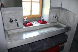 faire plan de cuisine plan de travail cuisine beton plan de travail cuisine beton cire