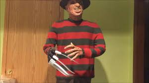 Spencer Gifts Halloween by Spirit Halloween 2005 A Nightmare On Elm Street Life Size Freddy