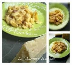cuisine l馮鑽e thermomix le chaudron magique monsieur cuisine le risotto de coquillettes