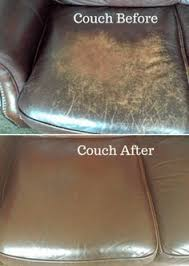Leather Sofa Clean Learn How To Restore Leather Furniture Leather Easy And Household