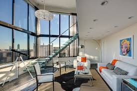 Modern Glass Stairs Design Enthralling Glass Staircases That Add Sculptural Style To Your Home