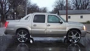 cadillac truck cadillac escalade wheels wheels and tires 18 19 20 22 24 inch
