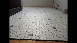 bathroom tile feature ideas bathroom tile creative hexagon floor tile bathroom decorate
