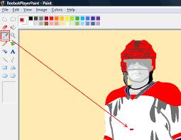 full body tutorial ms paint hockeyjerseyconcepts