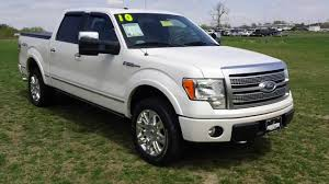ford f150 for used truck for sale ford f150 platinum 4wd crew cab