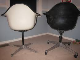 Swivel Chair Bases by Vintage Eames Shell Age And Pricing