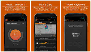 record audio android cogi is an all purpose recorder with support for voice recordings