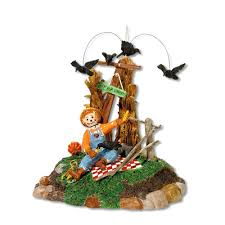 department 56 general halloween village accessories collection