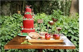 jacklyn u0027s autumn apple red orange u0026 green wedding inspiration